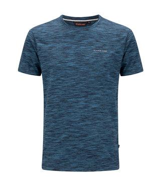 Life-Line Oakhem Mens T-shirt Shortsleeve - Navy