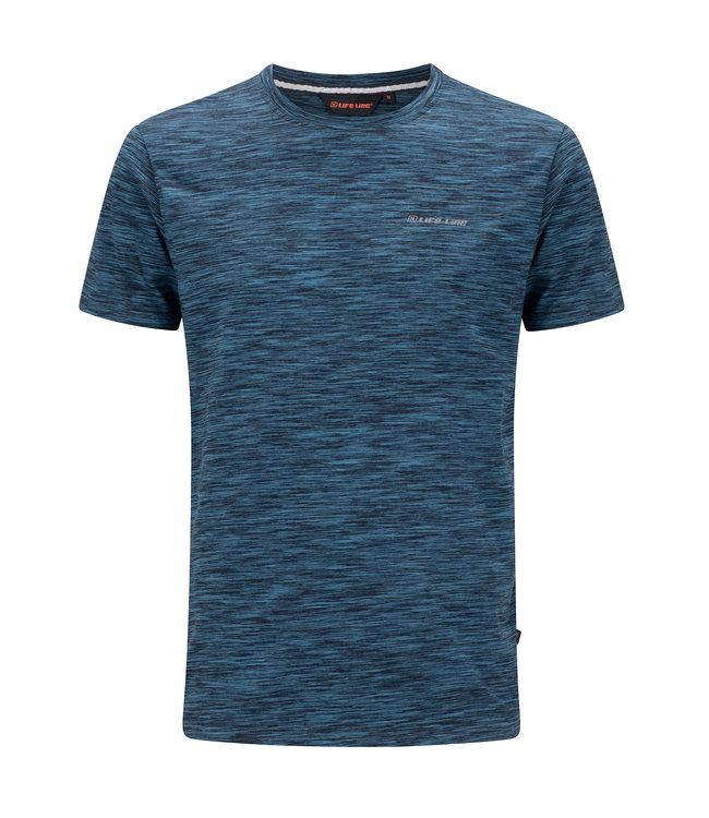 Life-Line Oakhem heren T-shirt korte mouw - Navy