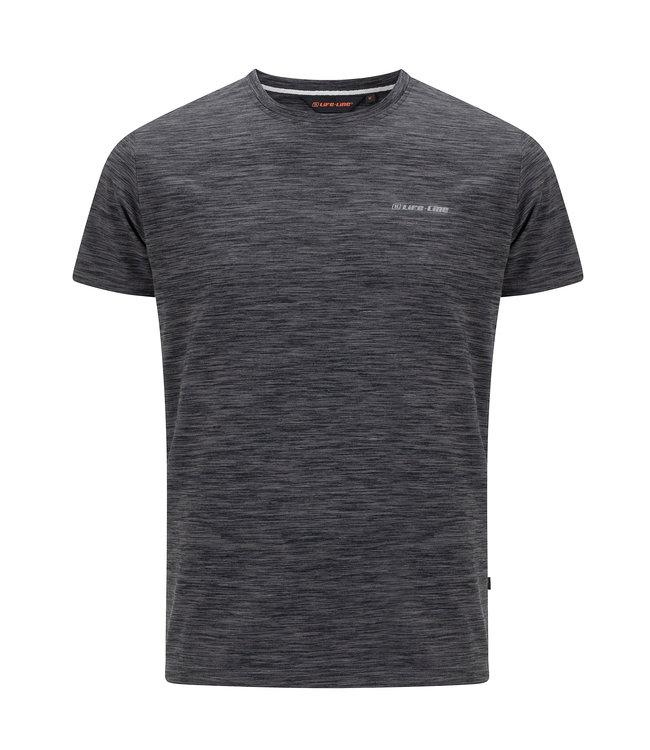 Life-Line Oakhem Herren T-Shirt Kurzarm - Dunkelgraue