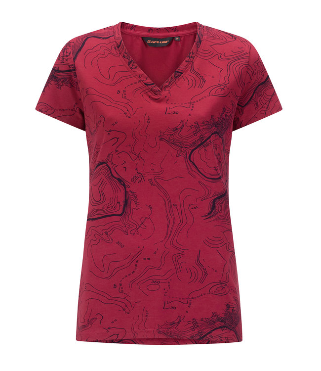 Life-Line Chardy Ladies T-shirt Shortsleeve