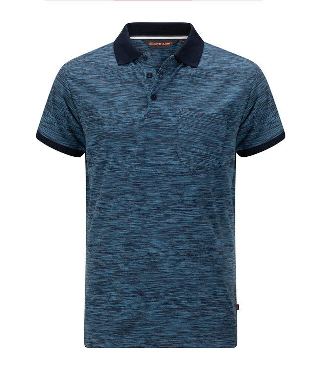 Life-Line Ollerton men's polo shirt - Navy