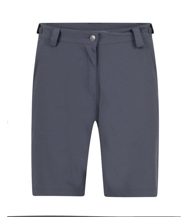 Life-Line Jaywick Ladies Short - Grau/Blau