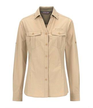 Life-Line Margate Damenhemd - Beige