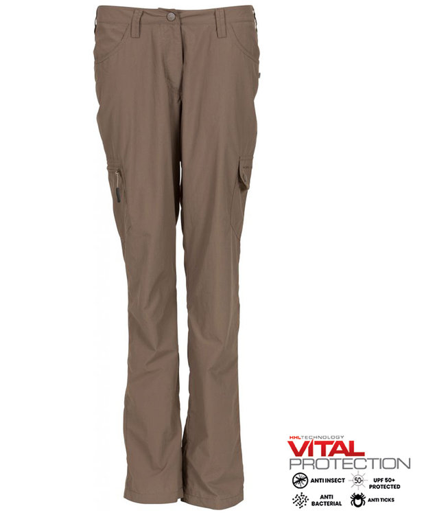 Life-Line Misi Ladies trousers taupe