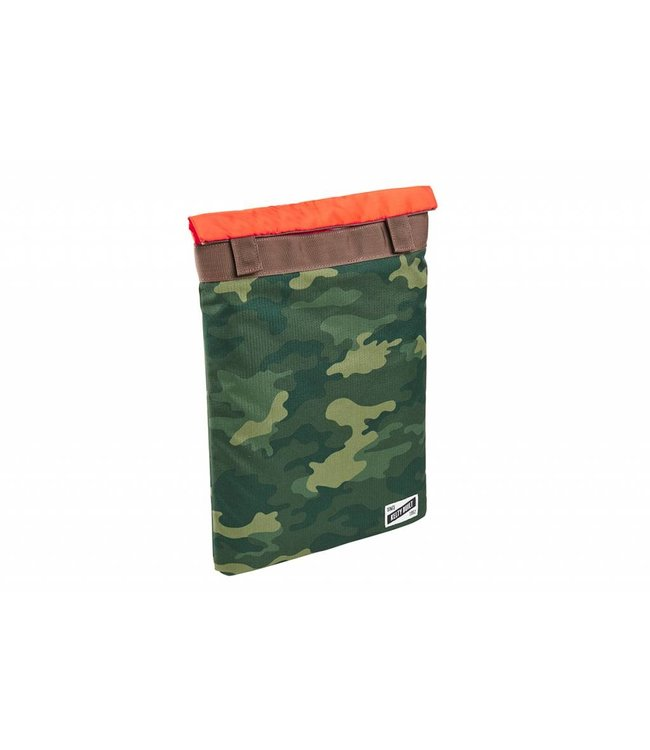 Kelty Stash Pocket - Green Camo