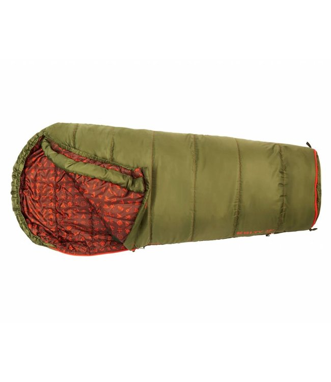 Kelty Sleeping Bag - Big Dipper 30 Green