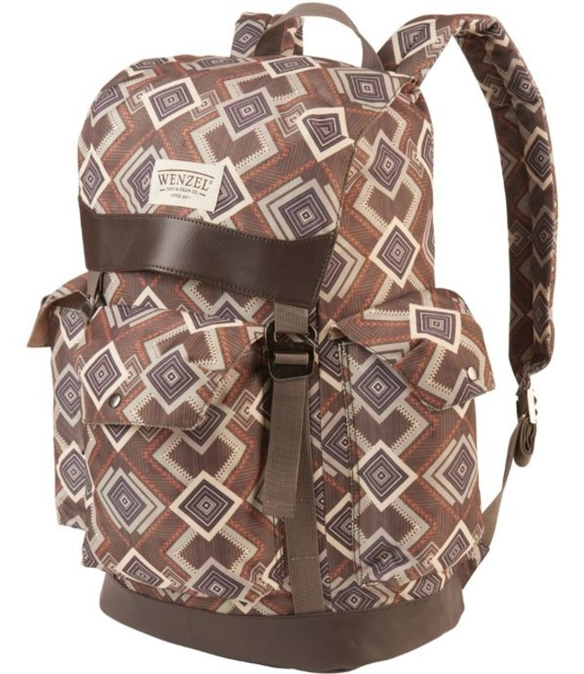 Wenzel Stache 28 Backpack - Brown