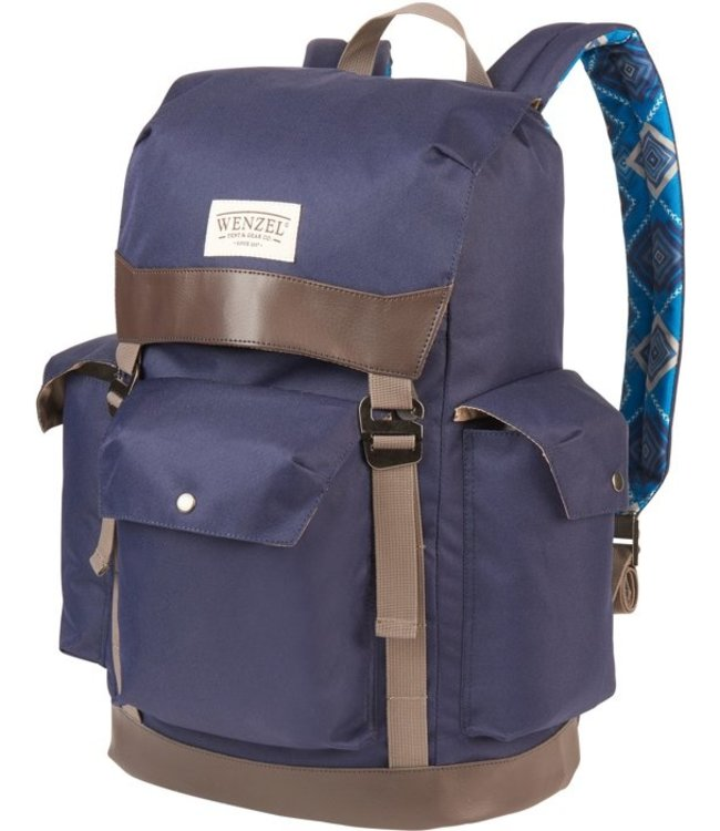 Wenzel Stache 28 Backpack - Blue