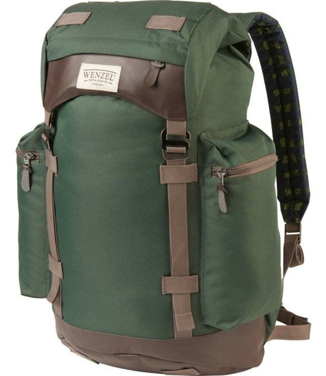 Wenzel Boulderdasche 33 Backpack - Green