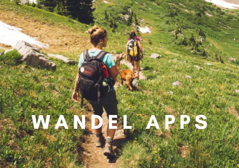 De beste wandel apps die je op je smartphone moet hebben