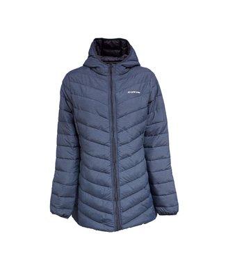 Life-Line Varzim Ladies Fake Down Jacket Blue