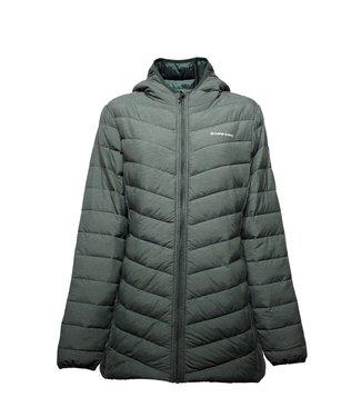 Life-Line Varzim Ladies Fake Down Jacket