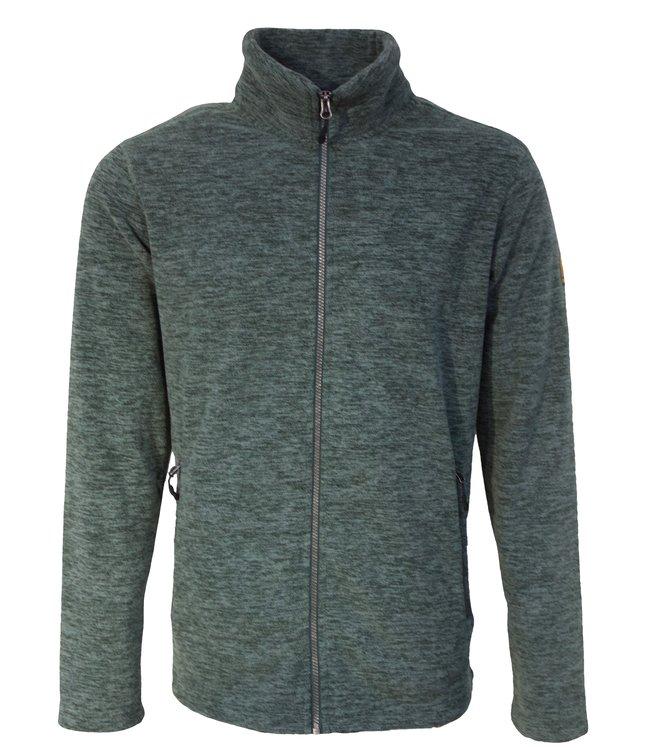 Life-Line Betanzos Heren Fleece Vest - Groen