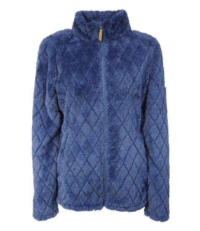 Life-Line Sineo Dames Fleece Vest - Blauw