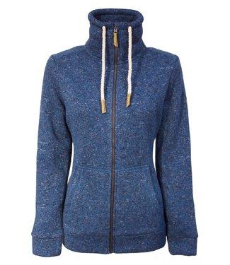 Life-Line Sedor Dames Fleece Vest - Blauw