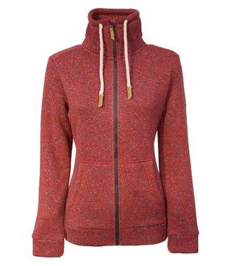 Life-Line Sedor Dames Fleece Vest - Rood