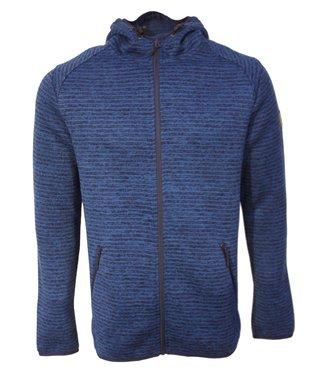 Life-Line Bilbao Heren Fleece Vest - Blauw