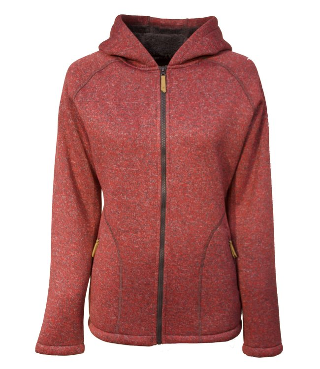 Life-Line Santa Ladies Fleece Jacket