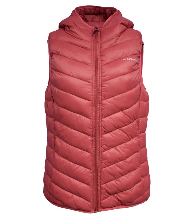 Life-Line Viana Damen Body Warmer - Rosa
