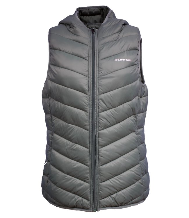 Life-Line Viana Damen Body Warmer - Grun