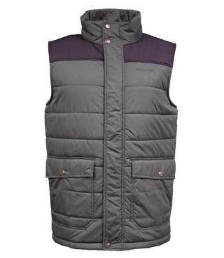 Life-Line Muxia Men's Body Warmer - Green