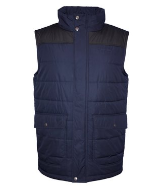 Life-Line Muxia Men's Body Warmer - Navy