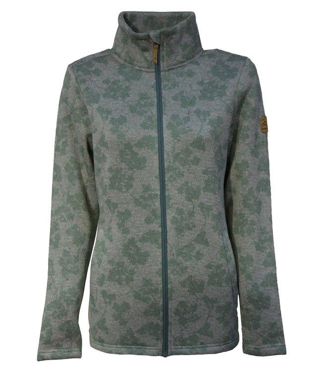 Life-Line Somo Dames Fleece Vest - Groen