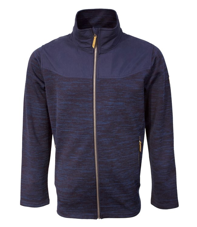 Life-Line Berria Men's Fleece Jacket - Blue
