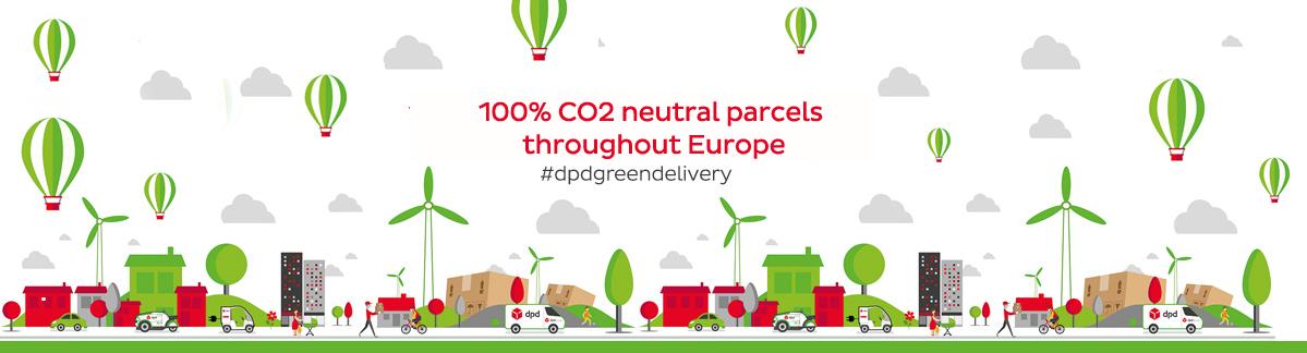 DPD CO2 Neutral
