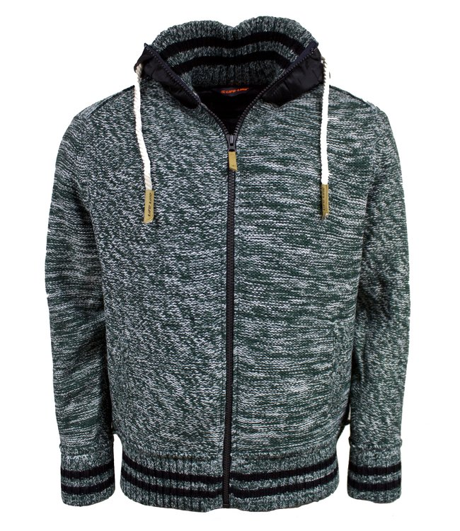 Life-Line Comillas Heren Fleece Jas