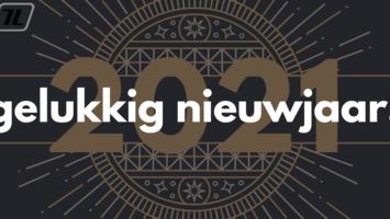 Allerbeste wensen voor 2021