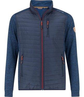 Life-Line Kvardi Heren Fleece Vest - Blauw