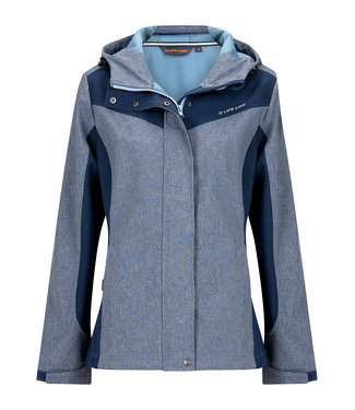 Life-Line Carmen Ladies Softshell Jacket - Blue