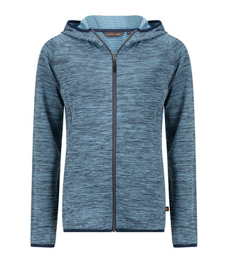 Life-Line Demy Ladies Fleece Vest - Light Blue