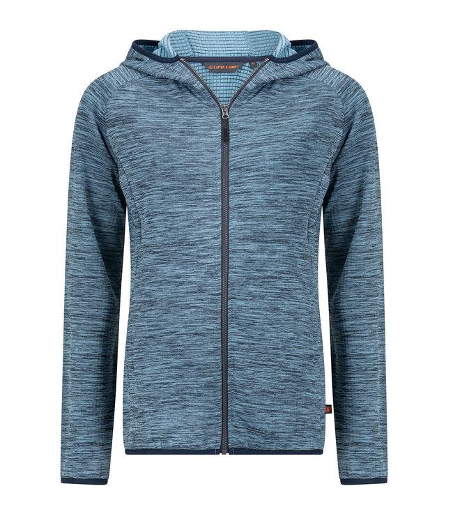 Life-Line Demy Dames Fleece Vest - Lichtblauw