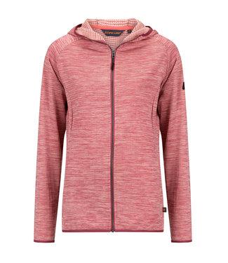 Life-Line Demy Ladies Fleece Vest - Pink
