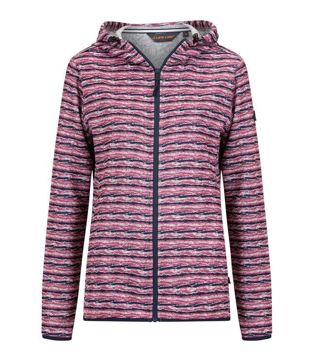 Life-Line Debora Ladies Fleece Vest - Dark Pink