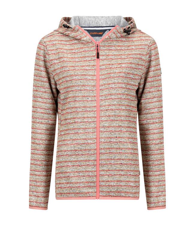 Life-Line Debora Dames Fleece Vest - Beige