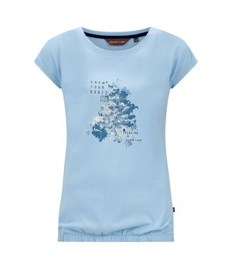 Life-Line Nena Ladies T-Shirt - Light Blue