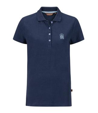 Life-Line Natali Damen Poloshirt - Blau