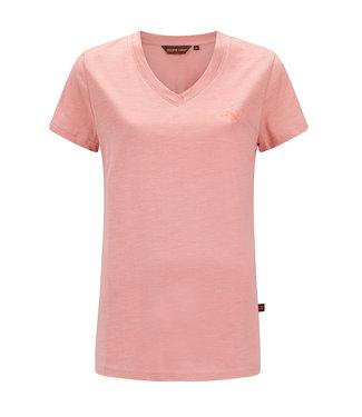 Life-Line Nicky Ladies T-Shirt - Hellrosa