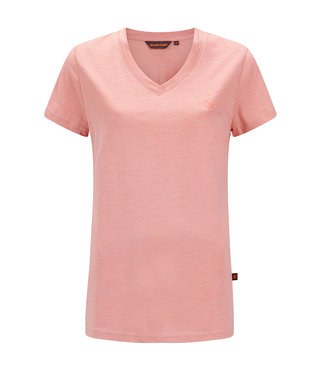 Life-Line Nicky Ladies T-shirt - Light Pink