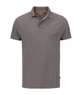Life-Line Noah Heren Polo Shirt - Donker Grijs