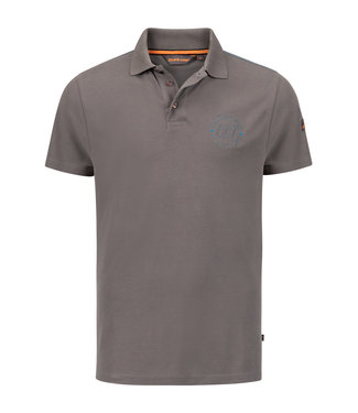 Life-Line Noah Men's Polo Shirt - Dark Gray