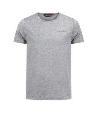 Life-Line Nelson Heren T-shirt - Lichtgrijs