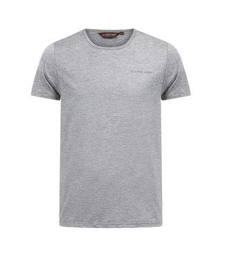 Life-Line Nelson Herren T-Shirt - Hellgrau