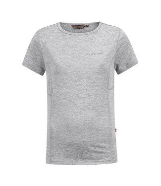 Life-Line Nova Dames T-shirt - Lichtgrijs