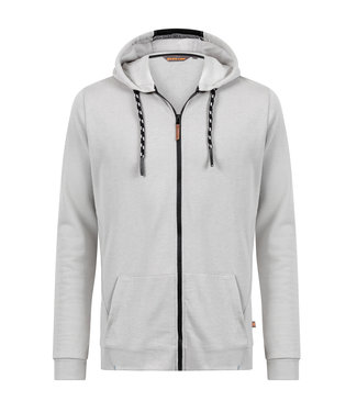 Life-Line David Herren Fleece Weste - Grey