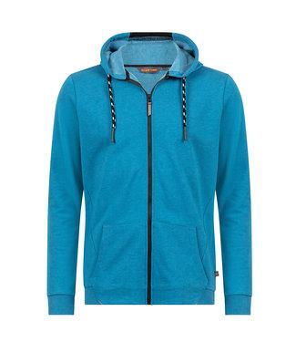 Life-Line David Heren Fleece Vest - Blauw