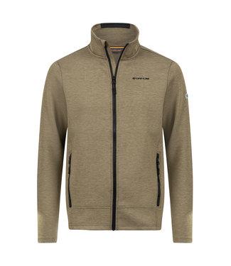 Life-Line Dex Heren Fleece Vest - Groen